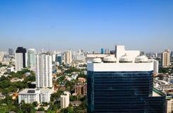 Budynku miasta bankok Thailand Obraz Stock