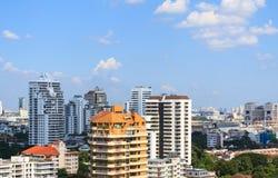 Budynku miasta bankok Thailand Zdjęcie Stock
