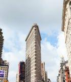 budynku miasta flatiron nowy York Zdjęcia Stock