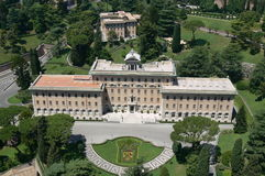 budynku miasta governatorate Vatican Obraz Stock