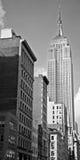 budynku miasta imperium nowy stan York Zdjęcia Stock