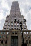 budynku miasta imperium nowy stan York Zdjęcie Stock