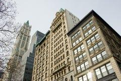 budynku miasto nowy York Fotografia Stock