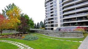Budynku mieszkanie Kanada zdjęcie wideo