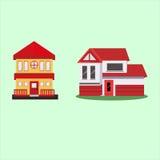 Budynku mieszkanie Vol1 Obrazy Stock