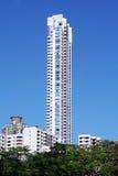 budynku mieszkaniowy Hong kong Obrazy Stock