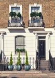budynku mieszkaniowy London luksus Obrazy Royalty Free