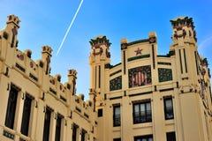 budynku modernista Zdjęcie Royalty Free