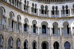 budynku moorish styl Zdjęcia Royalty Free