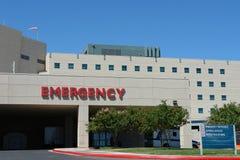 budynku nagłego wypadku szpital Zdjęcie Royalty Free