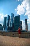 budynku niebo Obrazy Royalty Free
