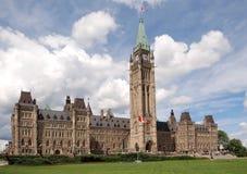 budynku parlament fotografia stock