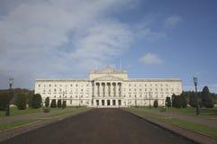 budynku parlamentu stormont Obrazy Stock