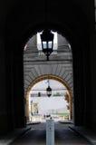 budynku rząd zdjęcie royalty free