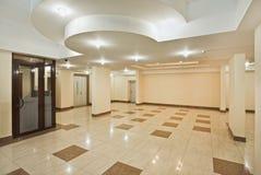 budynku sala nowożytny mieszkaniowy roomy zdjęcia royalty free
