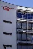 Budynku społeczeństwo LBS Mainz Zdjęcie Royalty Free