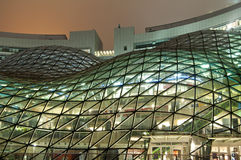 budynku szkło Zdjęcia Stock