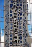 budynku szkło Zdjęcie Stock