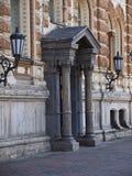 Budynku wejście Fotografia Stock