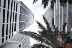 budynku widok wysoki oddolny fotografia royalty free