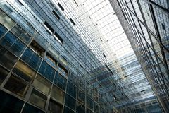 budynku wnętrze Zdjęcia Stock