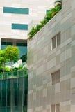 budynku wysokiego urzędu wzrost Fotografia Stock