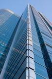 budynku wysokiego urzędu wzrost Zdjęcia Royalty Free