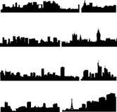 budynku wzrost francuski wysoki ilustracja wektor