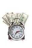 budzików dolary Obrazy Stock