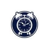Budzika 3d symbol dla use w graficznym projekcie, dobrze Dzwoni ilustracja wektor