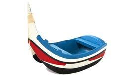 Bue łódź Zdjęcia Stock