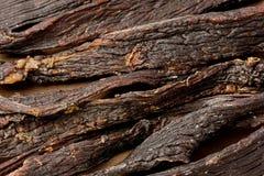 Bue essiccato del pepe nero Fotografia Stock