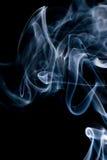 Bue Smoke Royalty Free Stock Image