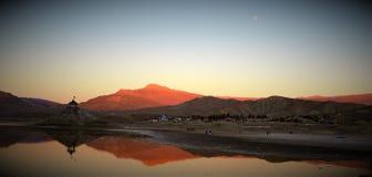 Bueaty von Quetta Lizenzfreies Stockbild