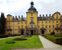 Bueckeburg Castle Stock Photo