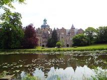 Bueckeburg kasztel Zdjęcie Royalty Free