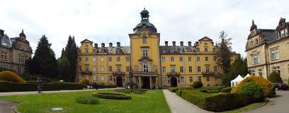 Bueckeburg kasztel Zdjęcia Royalty Free
