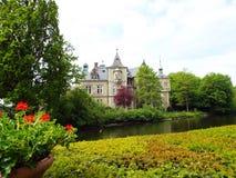 Bueckeburg slott, royaltyfria bilder