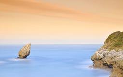 Buelna beach. Stock Photography