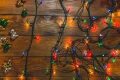 Buen alcohol 11 del Año Nuevo Foto de archivo libre de regalías