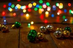 Buen alcohol 17 del Año Nuevo Fotografía de archivo libre de regalías
