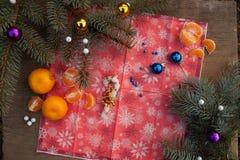 Buen alcohol del Año Nuevo Foto de archivo libre de regalías