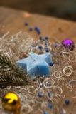Buen alcohol del Año Nuevo Imágenes de archivo libres de regalías