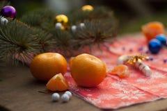 Buen alcohol del Año Nuevo Fotografía de archivo libre de regalías