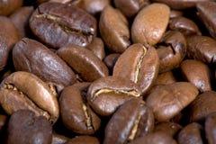 Buen Coffeebeans que huele Imagenes de archivo