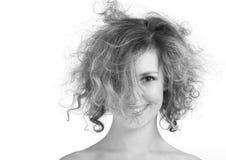 Buen día del pelo Imagen de archivo