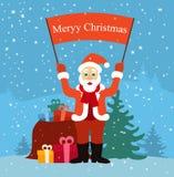 Buen humor de la Navidad Foto de archivo libre de regalías