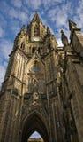 buen katedralnego pastora San Sebastian Spain Obrazy Royalty Free