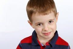 Buen muchacho Foto de archivo libre de regalías