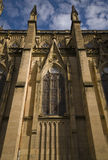 Buen Pastor Cathedral in San Sebastian. Spain Stock Images